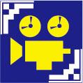 COCOAR動画再生用マーカー